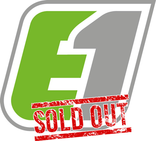 e1 sold out